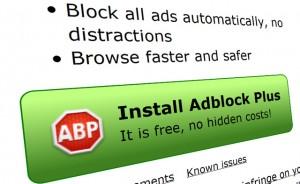 Google habría pagado a Adblock Plus para que no bloquee sus anuncios