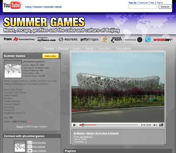 olimpiadas en google