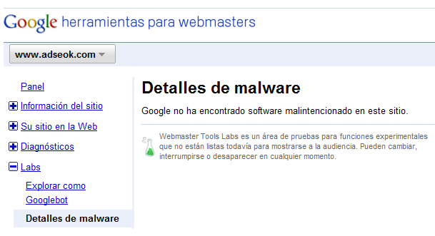detalles de malware