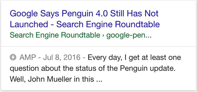 ejemplo de resultado amp en google
