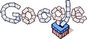 Logo de las elecciones en EEUU