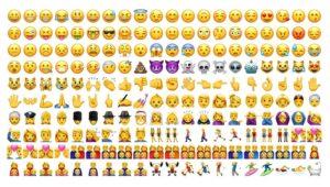 🔉 Emojis en los 🌈 resultados de Google 😓