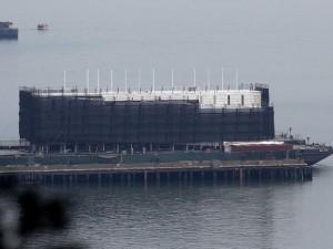 El misterio crece alrededor de Google por unos barcos en construcción en EEUU
