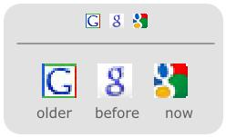 google favicon 2009
