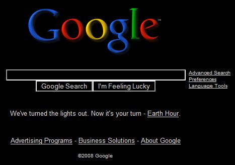 google marzo