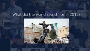 Lo más buscado en Google en 2013