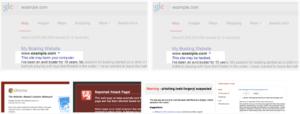 Qué hacer si te han hackeado la web según Google