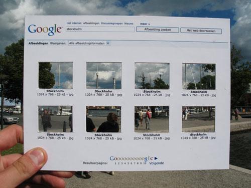 imagenes de google en el mundo real